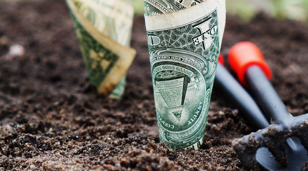Sätter ihop en fondportfölj…