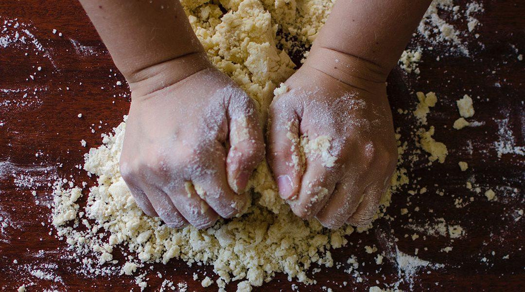 Recept: Bröd med olivolja och honung