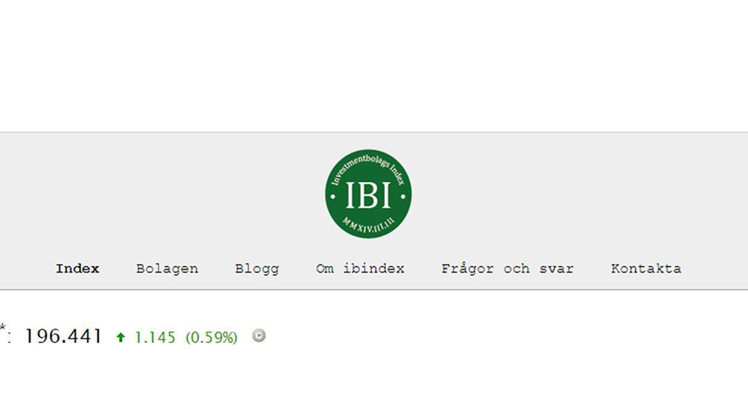 Ibindex.se och MA200.se