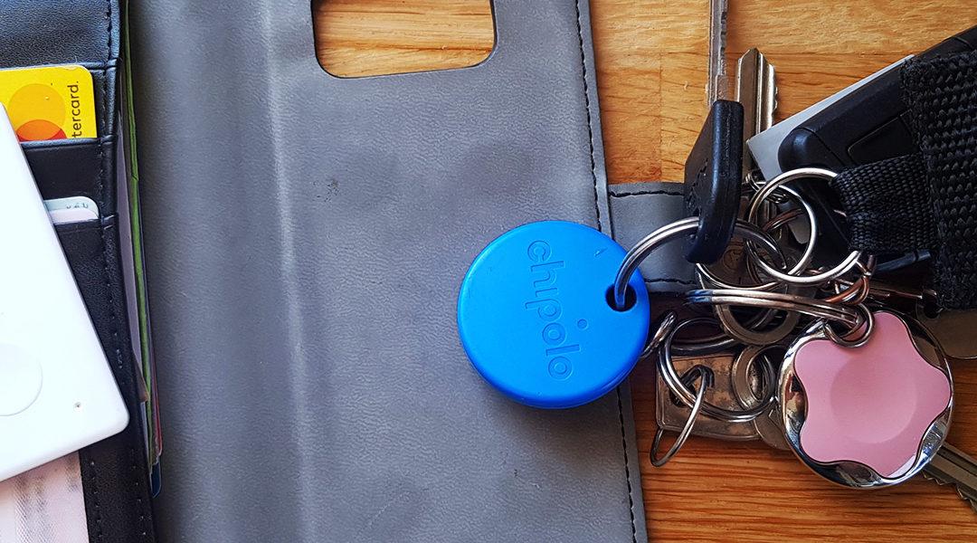Var är mina nycklar?