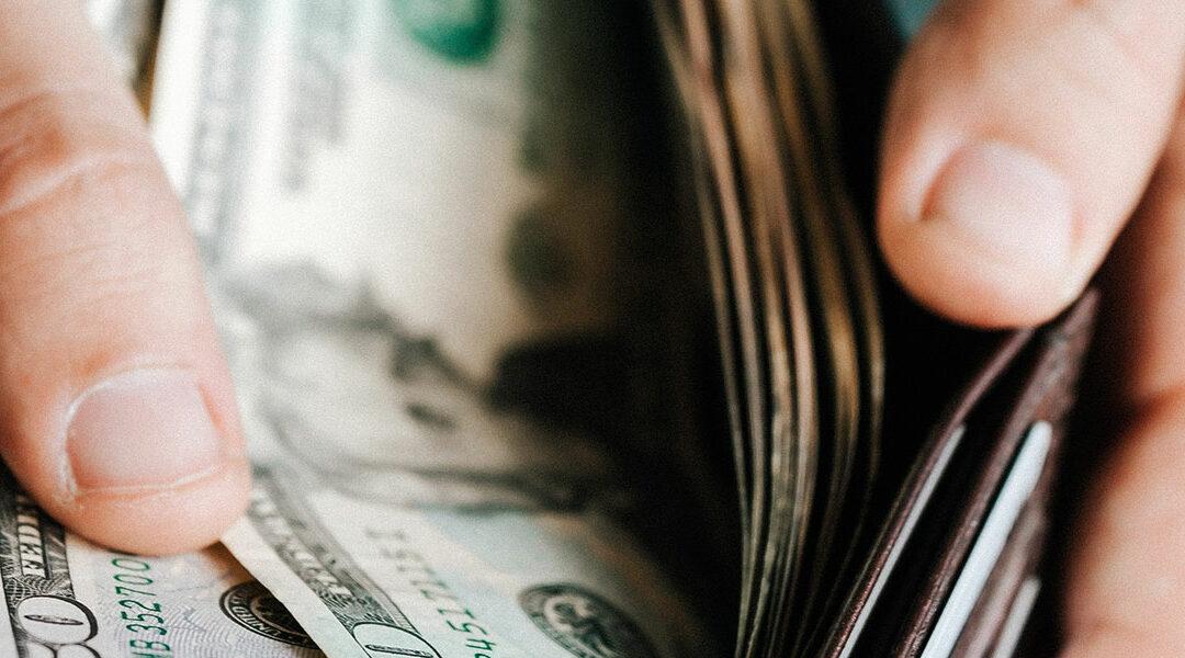 Vecka 3: Inkomster & utgifter
